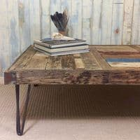 Whale Wharf Coffee Table | Driftwood Table
